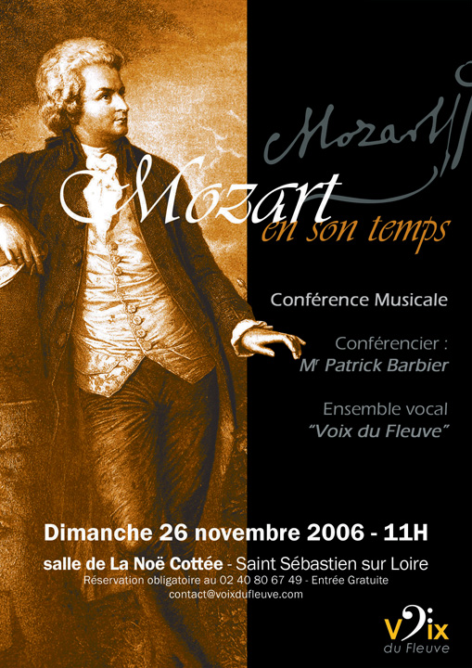Mozart en son temps [11-2006]