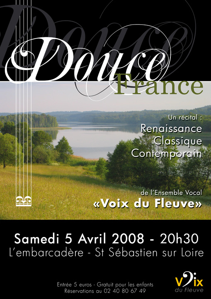 Douce France [04-2008]