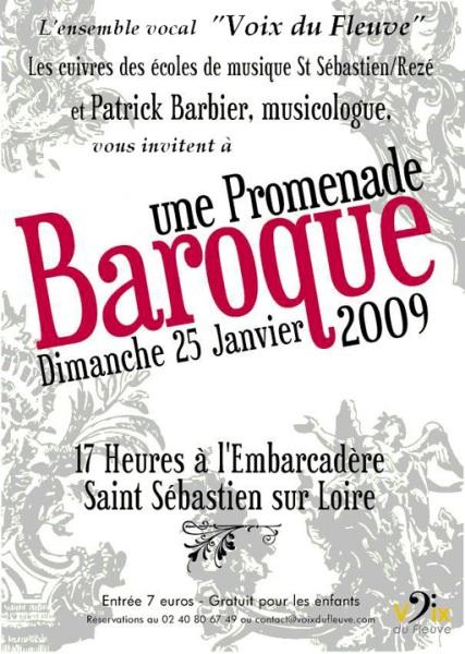 Promenade Baroque [01-2009]