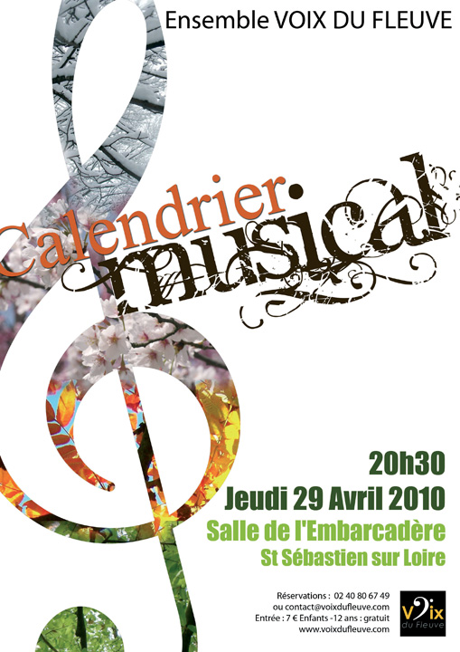 Calendrier musical [04-2010]