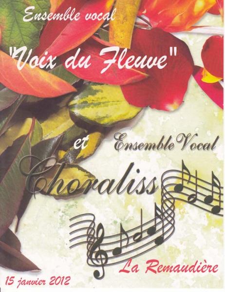 Voix du Fleuve et Choraliss [01-2012]