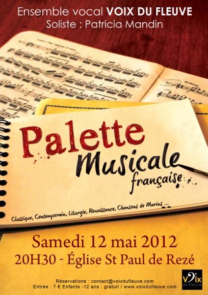 Palette musicale française [05-2012]