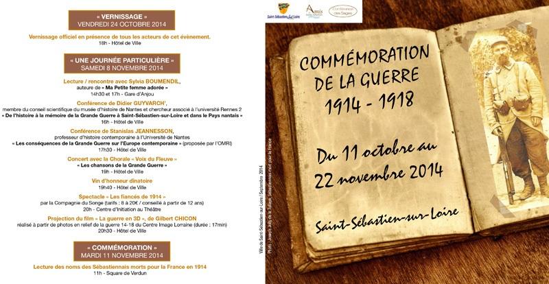 Commémoration de la Guerre 14-18 [11-2014]
