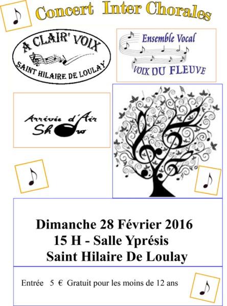 Concert inter chorales [02-2016]