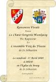 Rencontre Vocale Hongroise [04-2009]