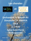 Les Chorales enchantent le nouvel An [01-2018]