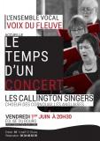 Le temps d'un concert avec les Callington Singers [06-2018]