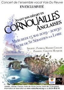 En route pour les Cornouailles anglaises @ Eglise Saint-Sébastien